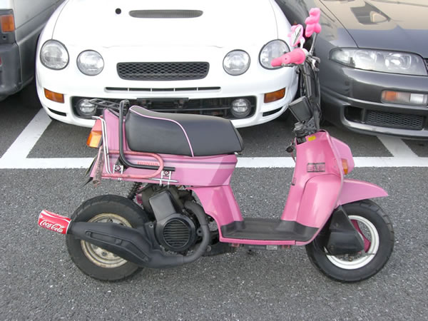 honda motor scooter   y cars girls entertainment
