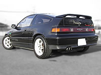 Honda Ef8 Cr X Sir Sale Crx Sir Ef8 1990 1991 Export Uk