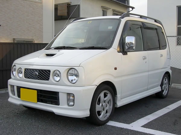 Daihatsu Move Aerodown 1998 L902 Sale