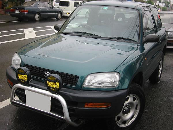 1996 Toyota RAV4 SXA10G 3DR for sale