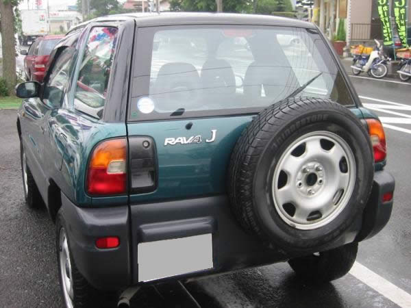 FOR SALE 1996 TOYOTA RAV4 3DR SXA10G Auto