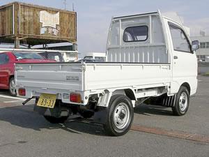japanese mini truck mitsubishi minicab 4x4 monky 39 s inc japan. Black Bedroom Furniture Sets. Home Design Ideas