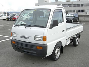 japanese mini truck suzuki carry dd51t 4x4 monky 39 s inc japan. Black Bedroom Furniture Sets. Home Design Ideas