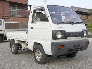 jdm suzuki carry 4x4 mini truck sale japan export kei truck for sale monky 39 s inc. Black Bedroom Furniture Sets. Home Design Ideas